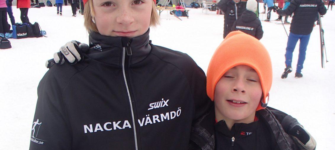 Tobbe och Arvid